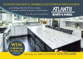 Atlantis Granite & Marble