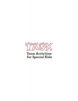 Team Activities for Special Kids