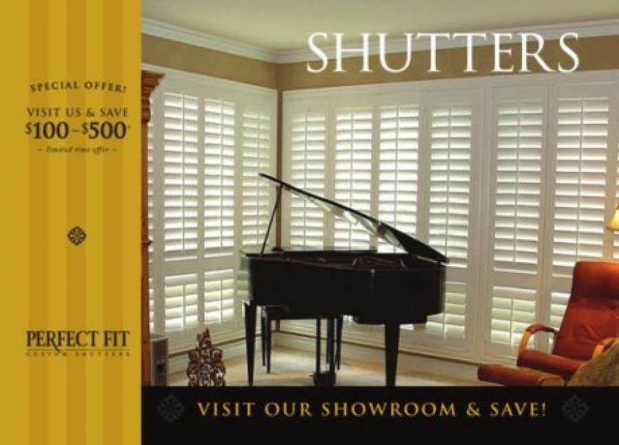 Perfect Fit Shutters