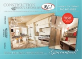 Construction & Renovations by RLI